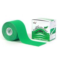 Taśma Nasara Kinesiology 5m x 5cm - zielony