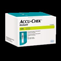 Paski do glukozy Accu Check® Instant - 100 szt