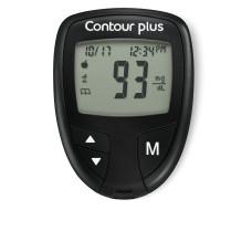 Contour Plus - glukometr