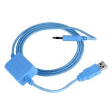 Kabel USB do podłączenia glukometru Contour Plus z komputerem