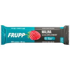 FRUPP baton malinowy liofilizowany bez dodatku cukru
