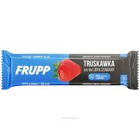 FRUPP baton truskawkowy liofilizowany bez dodatku cukru