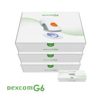 Pełnopłatny | Pakiet 90 dni zaopatrzenia w Dexcom G6
