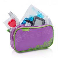Fioletowa torba izotermiczna Elite Bags