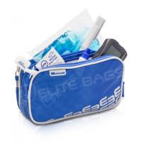Niebieska torba izotermiczna Elite Bags