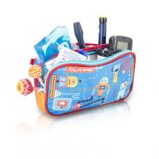Niebieskie roboty torba izotermiczna Elite Bags