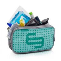 Zielona torba izotermiczna Elite Bags