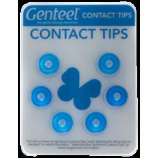 Zapasowe nakładki #1 do Genteel – niebieskie, 6 szt.