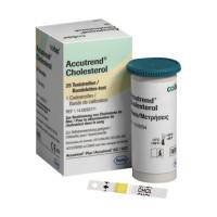 Paski Accutrend Cholesterol 25 sztuk