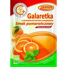Galaretka o smaku pomarańczowym 46g