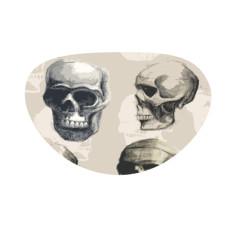 Naklejka ochronna na transmiter Medtronic - czaszki