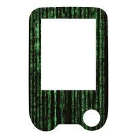 Naklejka z folią ochronną na czytnik FreeStyle Libre - Matrix