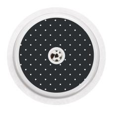 Naklejka na sensor FreeStyle Libre - małe białe kropki