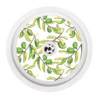 Naklejka na sensor FreeStyle Libre - gaj oliwny