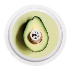 Naklejka na sensor FreeStyle Libre - avocado NOWA KOLEKCJA