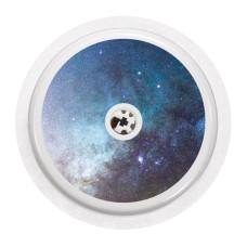 Naklejka na sensor FreeStyle Libre - galaktyka NOWA KOLEKCJA