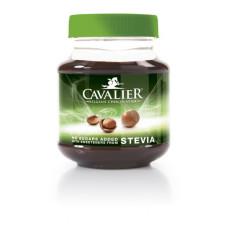 Krem czekoladowo-orzechowy słodzony stewią, 380g