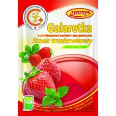 Galaretka o smaku truskawkowym 47g
