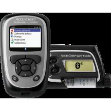 Pompa insulinowa zestaw Accu-Chek Combo