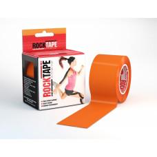 Taśma Kinezjologiczna RockTape 5m x 5cm Pomarańczowa