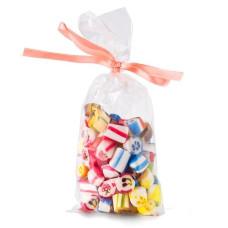 Cukierki w torebce słodzone stewią, 100g