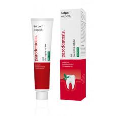 Parodontosis żel do mycia zębów z ksylitolem