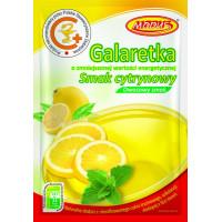Galaretka o smaku cytrynowym 44g