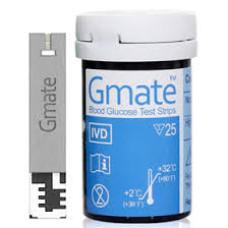 Paski do glukozy Gmate 50 sztuk