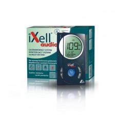 Glukometr z głosowym odczytem iXell®Audio