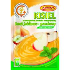 Kisiel o smaku jabłkowo-gruszkowym 51g