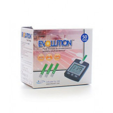 Paski do glukozy Evolution 50 sztuk