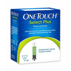 Paski do glukozy OneTouch Select® Plus
