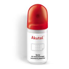 AKUTOL spray do usuwania plastrów 35 ml