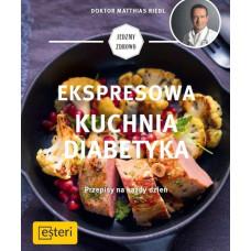 Książka Ekspresowa kuchnia Diabetyka