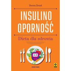 Książka Insulinooporność. Dieta dla zdrowia