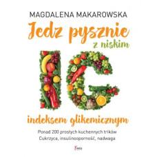 Książka Jedz pysznie z niskim indeksem glikemicznym