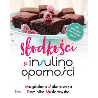Książka SŁODKOŚCI w insulinooporności