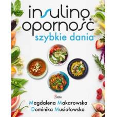 Książka INSULINOOPORNOŚĆ Szybkie dania