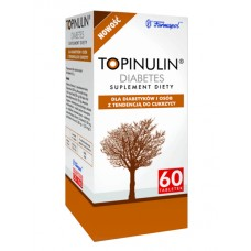 TOPINULIN® DIABETES (60 tabl) - Suplement Diety