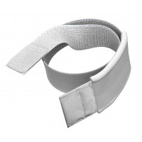 Pas biodrowy do noszenia pompy insulinowej biały
