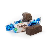 Cukierki orzechowe w czekoladzie Diabetki 150g