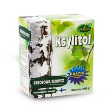 Ksylitol - fiński cukier z brzozy (1000g)